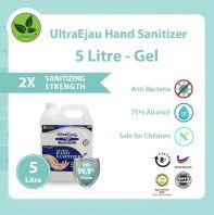 UltraEjau 免洗消毒洗手液 5 Litre - 凝胶型