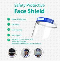 PVC Face Shield prevent infection Anti Virus