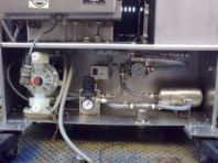 Pump greases system