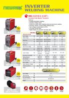 NEWREX INVERTER WELDING MACHINE MT212i+MT302i+MT303EFi+MT302EFi