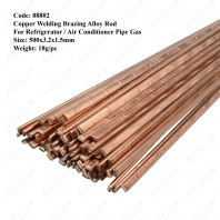 Code: 88802 Copper Welding Brazing Alloy Rod 500x3.2x1.5m (1pc)
