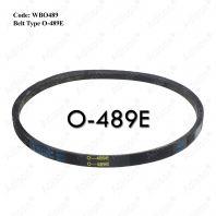 Code: WBO489 Belt Type O-489E