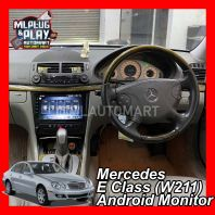 Mercedes Benz E Class W211 - Touch Screen Android Monitor ( E200/ E220 / E230 / E240 / E250 / E260 / E270 / E280 /E290)