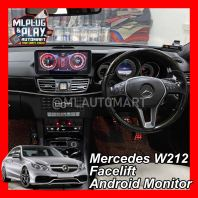 Mercedes Benz E Class W212 Facelift - Touch Screen Android Monitor ( E200 / E250 / E300 / E350 / E400 / E43 / E63 )