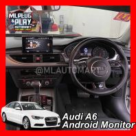 Audi A6 - Touch Screen Android Monitor