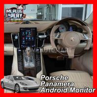 Porsche Panamera - Touch Screen Android Monitor