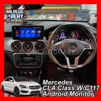 Mercedes Benz CLA Class W117 / C117 - Touch Screen Android Monitor ( CLA180 / CLA200 / CLA250 / CLA45 )