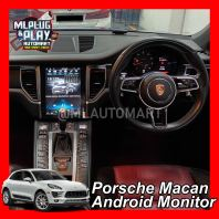Porsche Macan - Touch Screen Android Monitor