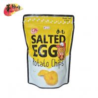 �ͺ��̵���Ƭ / Hoe Hup Salted Egg Potato Chips