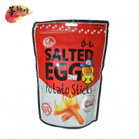 �ͺ��̵�����(��ζ)/Hoe Hup Salted Egg Potato Sticks Spicy
