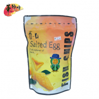 �ͺ��̵����/Hoe Hup Salted Egg Fish Chips