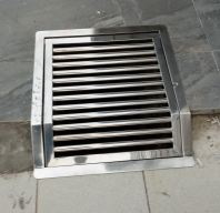 Stainless Steel Drain Cover 白钢水沟盖
