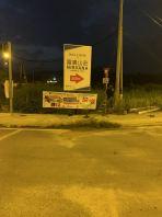 road sign kajang