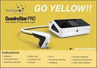 Pro Yellow Laser