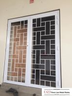 Powder Coated Metal Door Grill/Window Grill