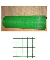 GREEN PVC COATED WIRE MESH