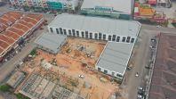 18 Units Shop Lot Roof Works at Bukit Gambir, Johor Bahru