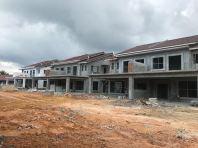 20 units Semi-D and 9 units bungalow at Merlimau Melaka