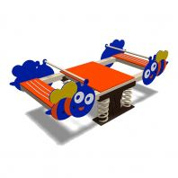 PH-Bee Double Seater Seesaw