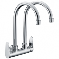 RT-MA 302/UC WALL DOUBLE SINK TAP