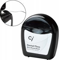 CI/M Dental Floss Black 50m