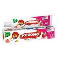 KODOMO CHILDREN TOOTHPASTE STRAWBERRY 80G