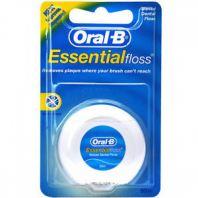 ORAL B ESSENTIAL FLOSS (WAXED) 50M