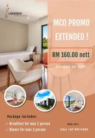 MCO Promotion Extended