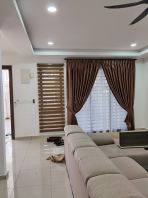 Wooden Rods Curtains