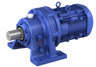CYCLO DRIVE GEARED MOTOR