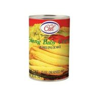 Ice Cool Whole Baby Corn 24 x 425g