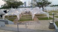Transparent Arabian Canopy