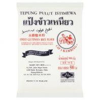 Cap 3 Kambing Finest Glutinous Rice Flour 500gx20packs (Pre-Order)