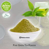 [Bakerchoiz] Pure Green Tea Powder