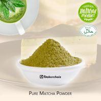 [Bakerchoiz] Pure Matcha Powder