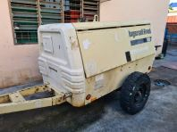 Used INGERSOLL RAND 185CFM Air Compressor