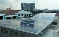 2 x 10 kWp, BIPV (Klang Valley)