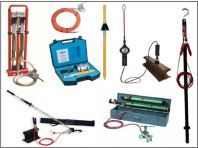 Portable Earthing Equipment for Railway