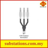 Outdoor 3 Core XLPE / SWA / PVC Cables Up to 22kV Indoor Application
