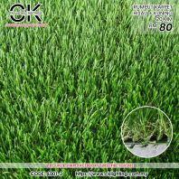 CK LIGHTING RUMPUT KARPET HIJAU + KUNING 20 MM 1X2 METER GRED AAA (L001-2)