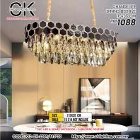 CK LIGHTING CHANDELIER DINING BEEHIVE 115X35CM (GZ-CH-2309/115*35)