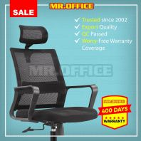 MR.OFFICE : JERRY HIGHBACK MESH CHAIR
