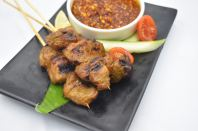 S2 Thai Style Pork Skewers (3pcs)