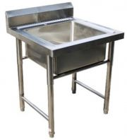 Single Bowl Sink Table RM350