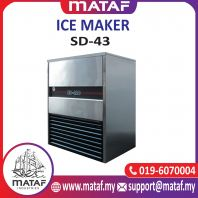 Ice Cube Maker 48-55kg/day (SD-43)