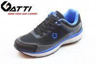 GATTI Men Sport Shoe -GS-205101-01-5- BLACK/BLUE Colour