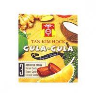 Tan Kim Hock Gula-gula--3 Assorted Candy (36g)