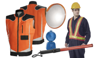 Safety Vest & Traffic Control Equipment