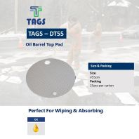 Oil Barrel Top Pad TAGS-DT55