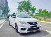 2014 NISSAN ALMERA 1.5 IMPUL MODEL